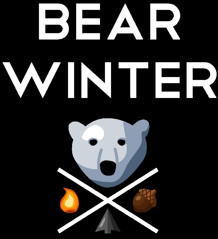 bear winter nevercenter. Black Bedroom Furniture Sets. Home Design Ideas