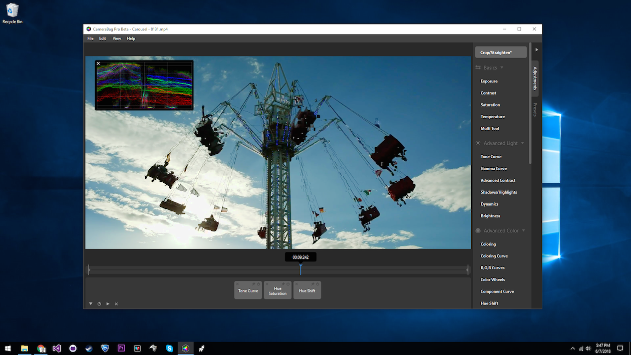 CameraBag Pro for Windows