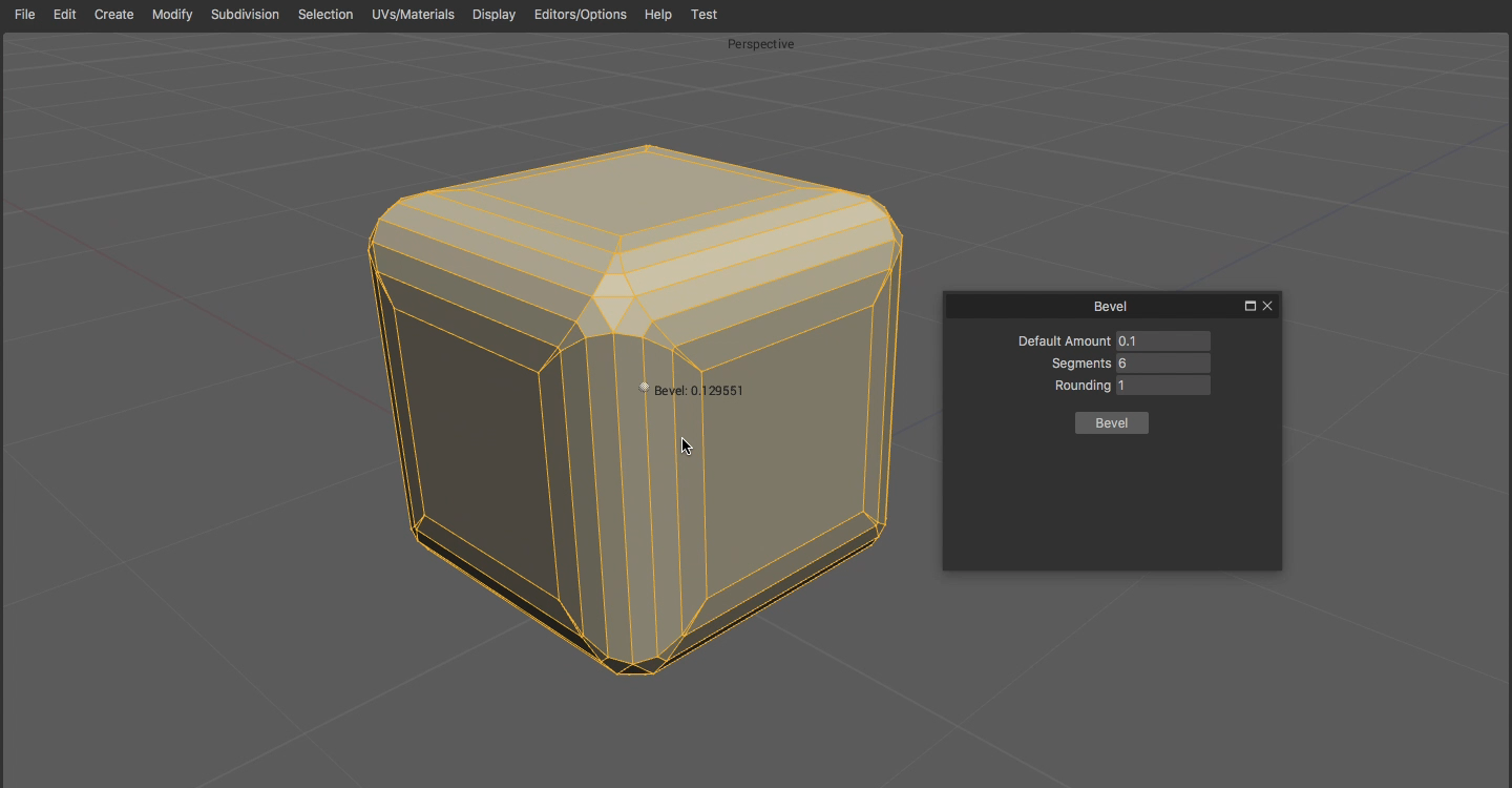 Silo 2.5.5 with Segmented Bevel